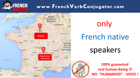 6 weeks FREE course to master French Verb Conjugation